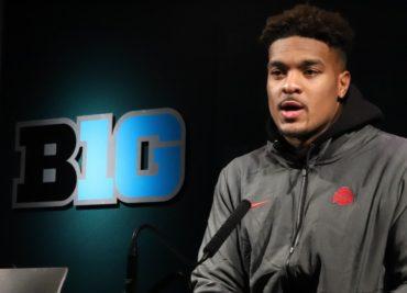 Ohio State defensive tackle DreMont Jones