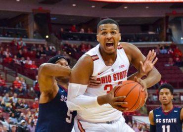 Kaleb Wesson Ohio State Basketball Buckeyes