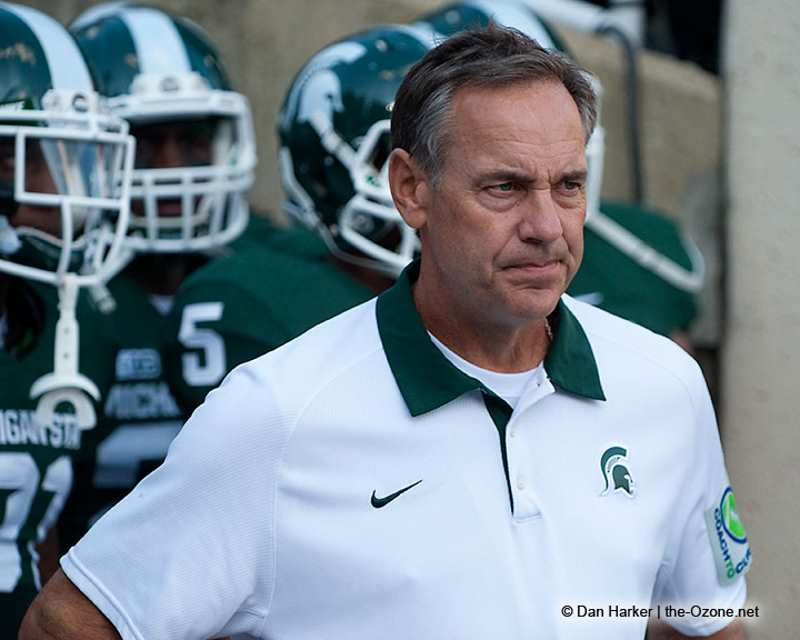 Mark Dantonio Not Interested in Hearing About 'Poor Ohio State'