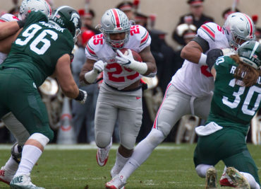 Mike Weber Ohio State Football Buckeyes