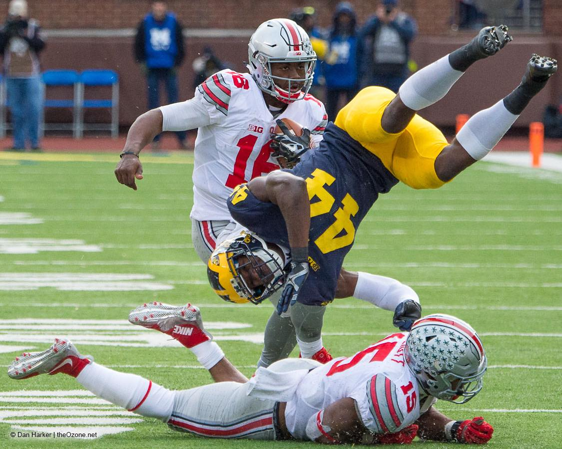 Ohio State vs. Michigan: The Game In Pictures, Part Four ...