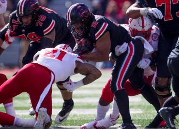 Ohio State football Demetrius Knox JK Dobbins