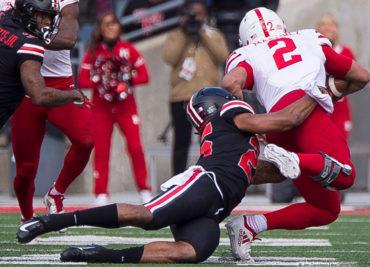 Brendon White Ohio State Football Buckeyes