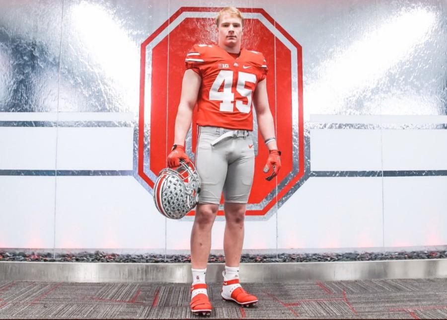 Ohio State football recruit Tommy Eichenberg