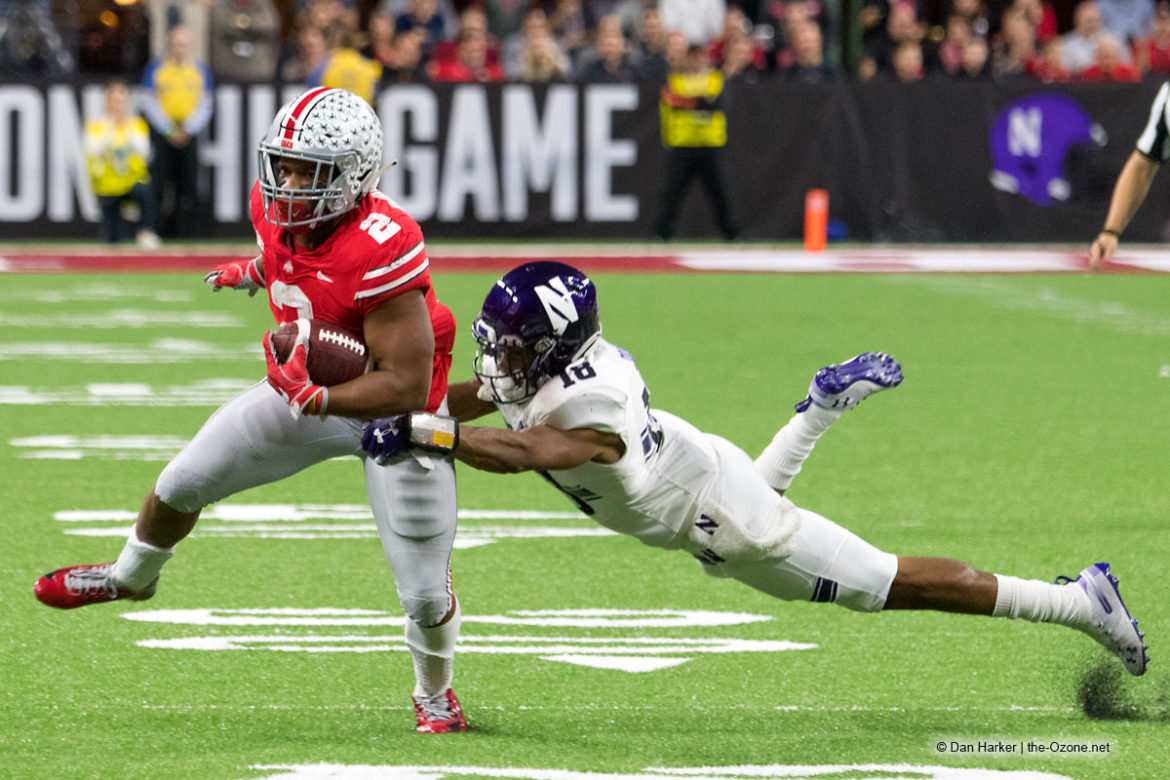 Ohio State Playing at Northwestern on a Friday in 2019 | The-Ozone