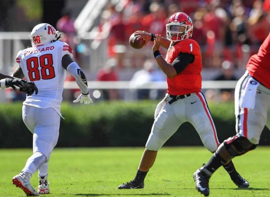 Justin Fields Among Early Heisman Frontrunners for 2019