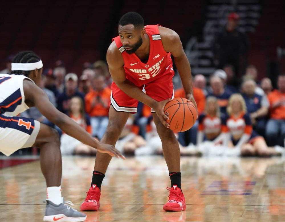 Keyshawn Woods Ohio State Basketball Buckeyes