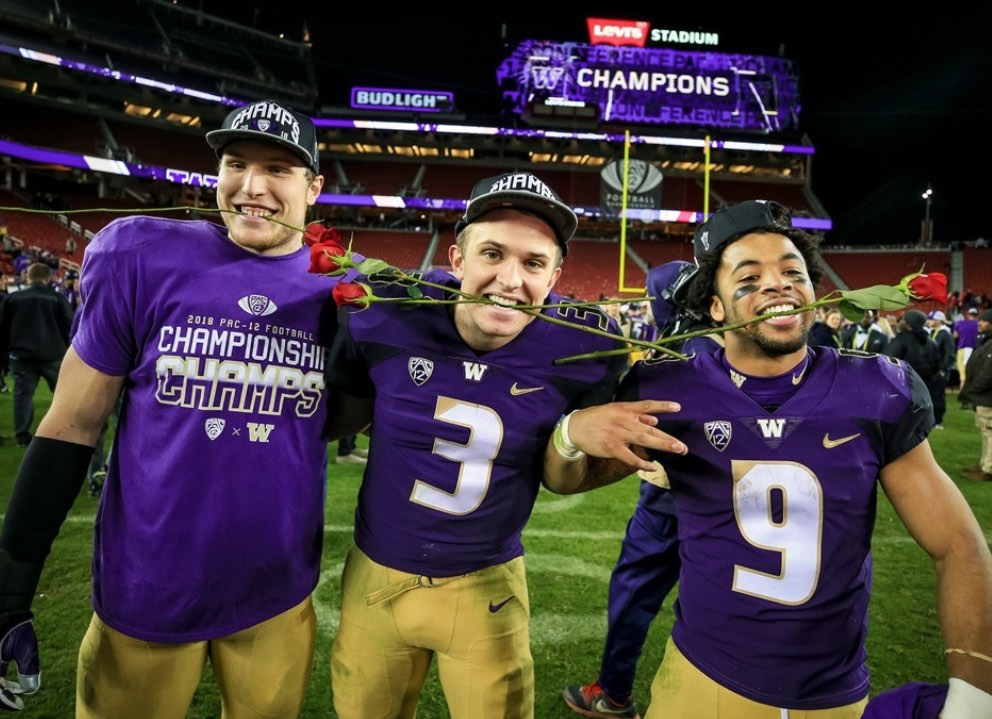 Washington Jake Browning Rose Bowl