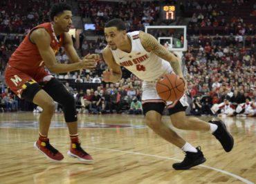 Duane Washington Ohio State Basketball Buckeyes