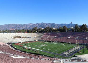 2019 Rose Bowl stadium Ohio State Washington