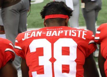 Ohio State Buckeyes football Javontae Jean Baptiste
