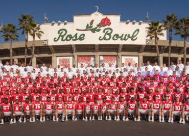 Ohio State Buckeyes 2019 Rose Bowl Team Photo