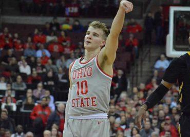 Justin Ahrens Ohio State Buckeyes