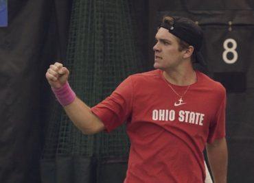 Ohio State Buckeyes Tennis National Champions