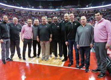 Ryan Day Ohio State Coaching Staff Buckeyes