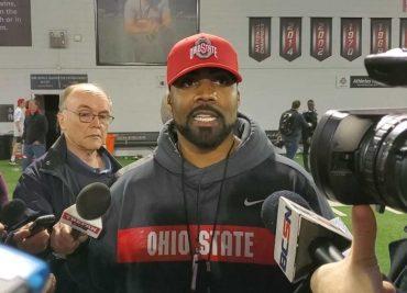 Al Washington Ohio State Football Buckeyes Linebackers Coach