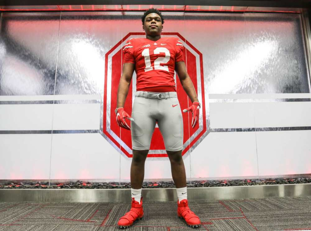 Darrion Henry Ohio State Recruiting Buckeyes