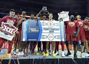 Iowa State basketball Cyclones Ohio State Buckeyes NCAA Tournament