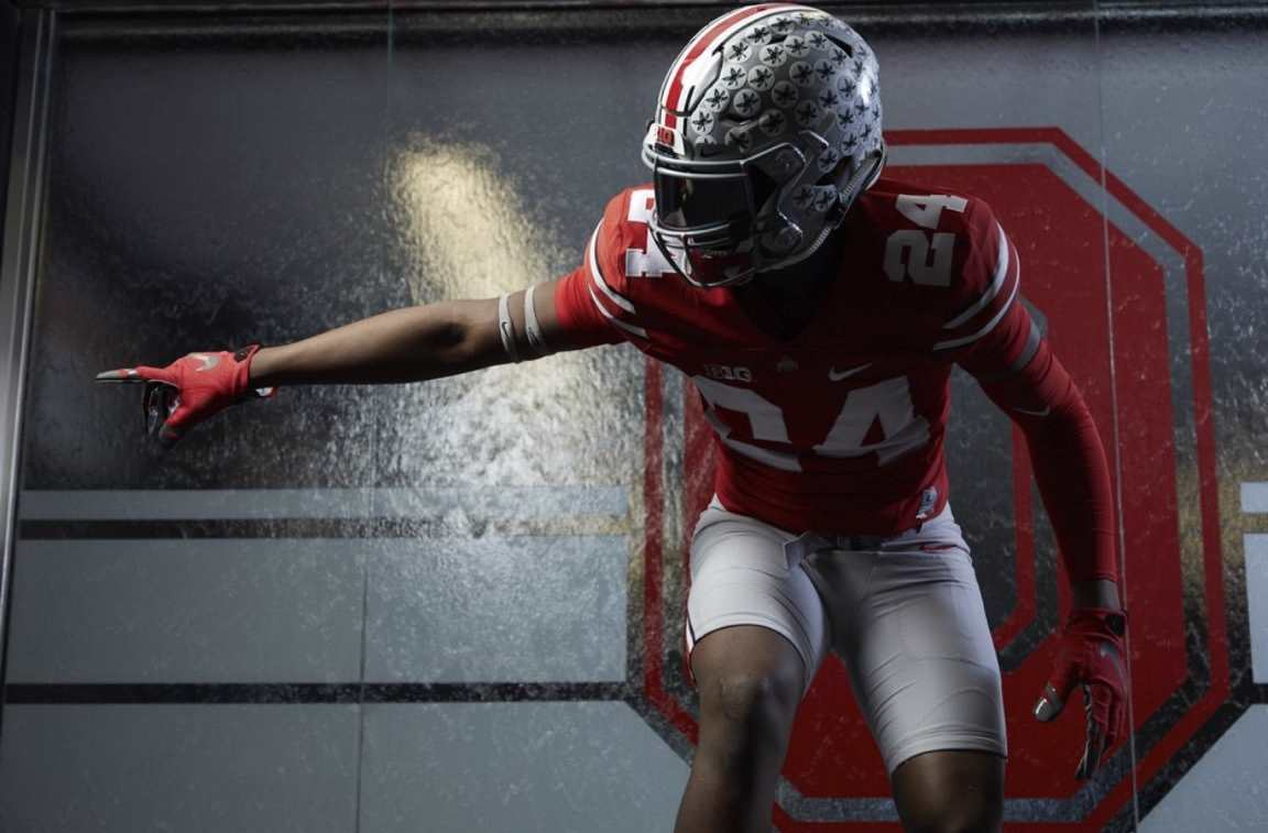 Jaheim Thomas Ohio State Recruiting Buckeyes