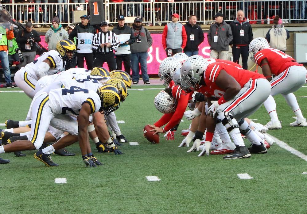 25 Ways To Improve The Ohio State vs. Michigan Game | The ...