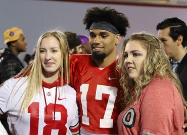 Ohio State football 2019 Student Appreciation Day