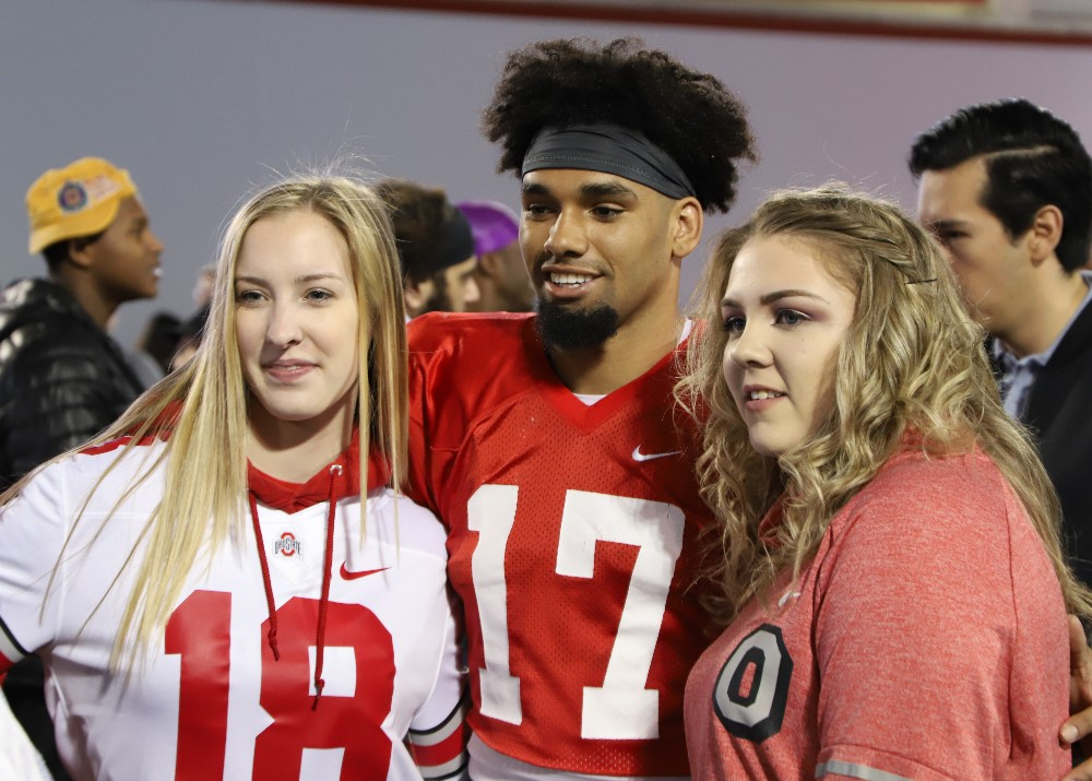 Ohio State football 2019 Student Appreciation Day
