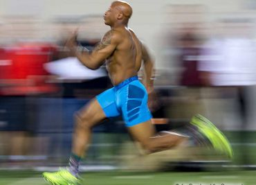 Ryan Shazier Ohio State Pro Day