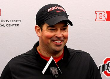 Ryan Day Ohio State Head Coach Buckeyes