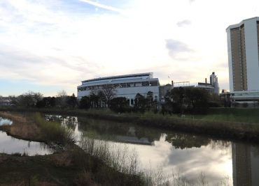 Ohio State football Buckeyes Ohio Stadium Olentangy River Horseshoe