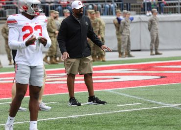 Al Washington Ohio State Buckeyes Linebacker Coach