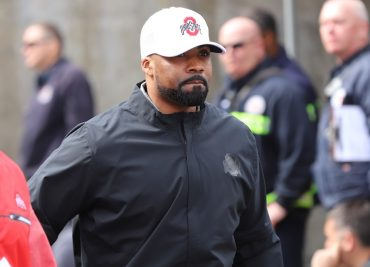 Al Washington Ohio State Linebackers Coach Buckeyes