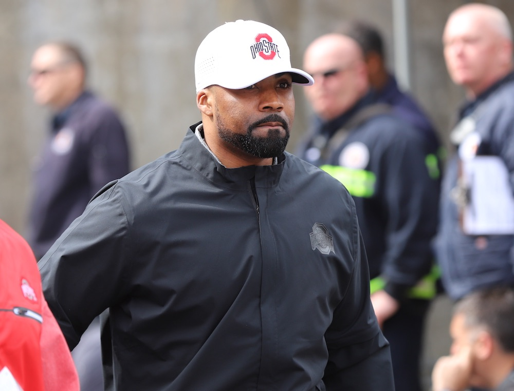 Al Washington Ohio State Linebackers Coach Buckeyes