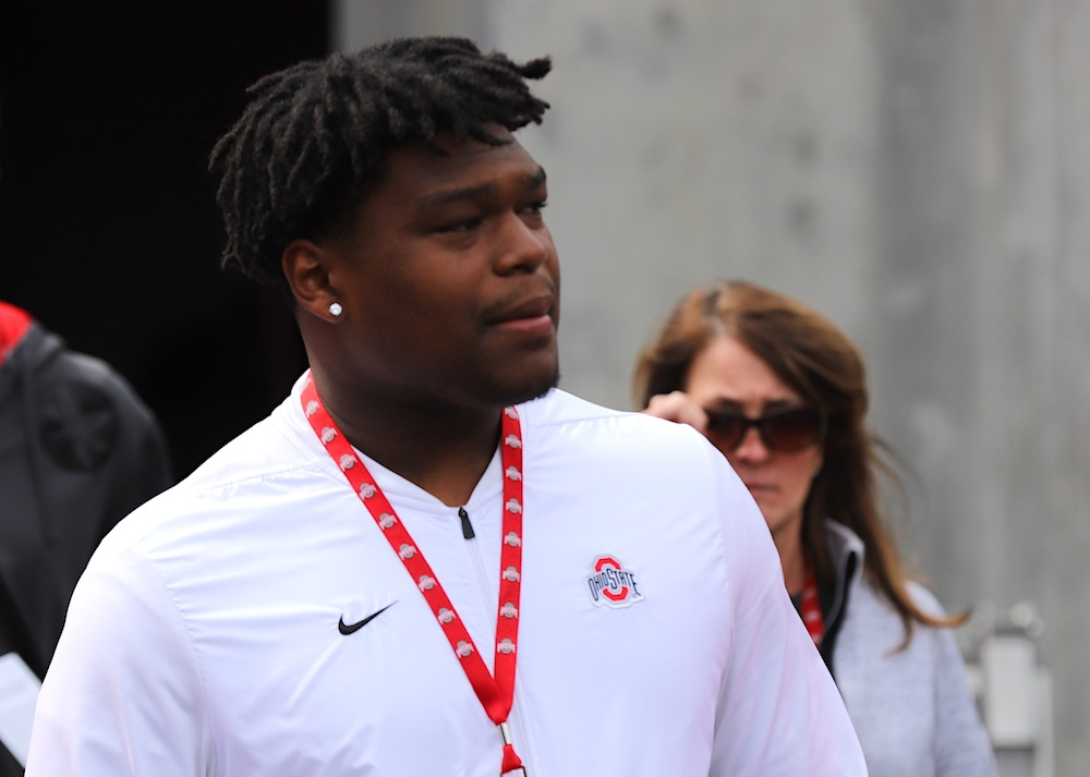 Ohio State football recruiting Darrion Henry