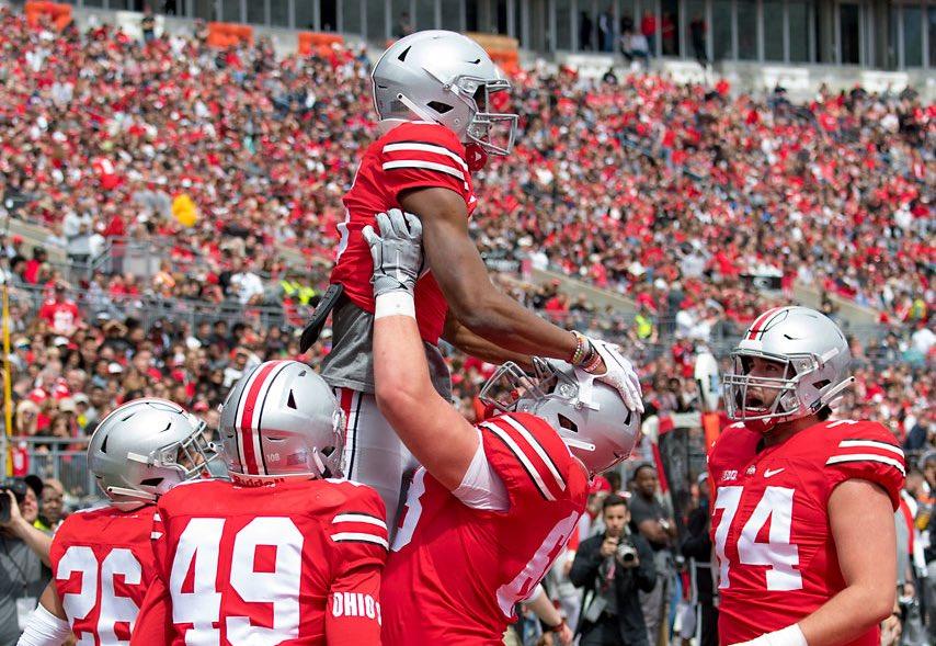 Garrett Wilson Ohio State Football Buckeyes