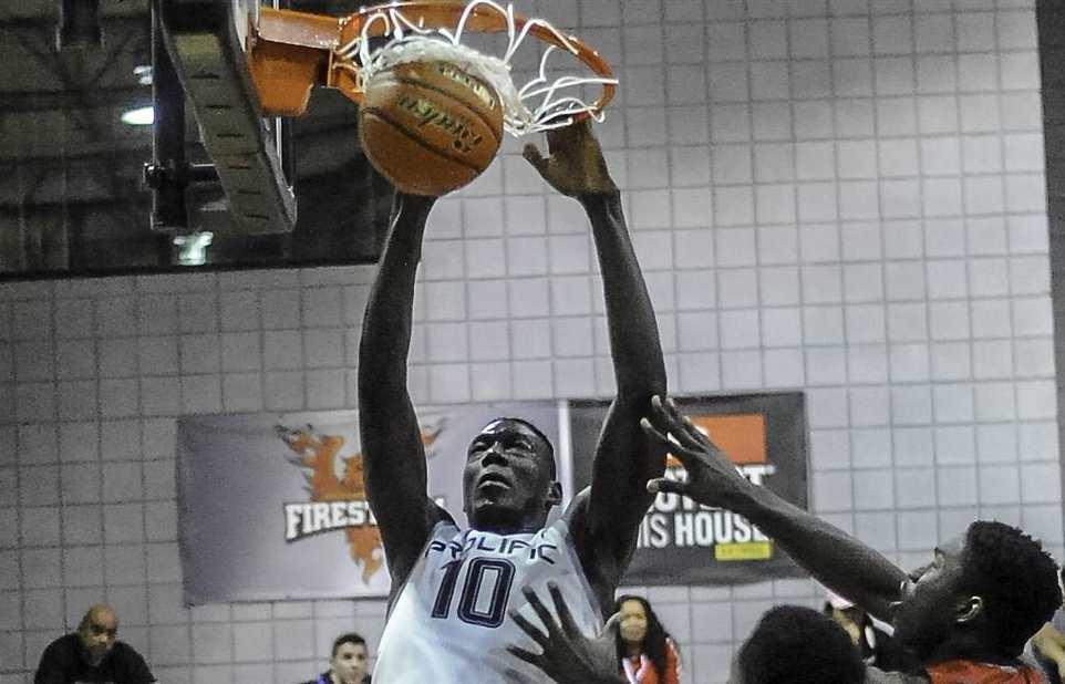 Ibrahima Diallo Ohio State Basketball Buckeyes