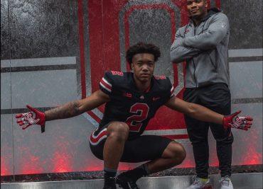 Kendall Milton JK Dobbins Ohio State Buckeyes football recruiting