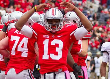 Kenny Guiton Ohio State Buckeyes