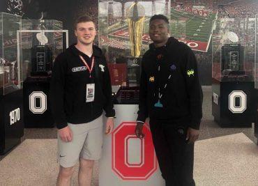 Kyle McCord, Dwayne Haskins Ohio State Buckeyes