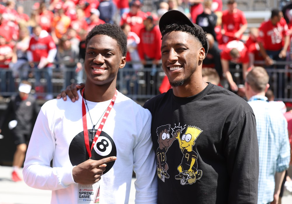 Ohio State gets commitment from receiver Marvin Harrison Jr
