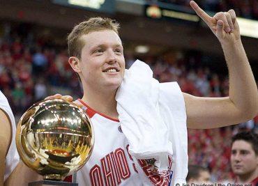 Matt Sylvester Ohio State Basketball Buckeyes