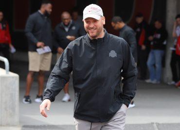 Mike Yurcich Ohio State Buckeyes Quarterback Coach