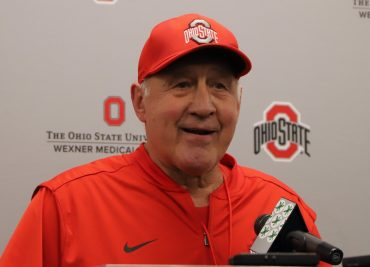 Ohio State Buckeyes football assistant coach defensive coordinator Greg Mattison