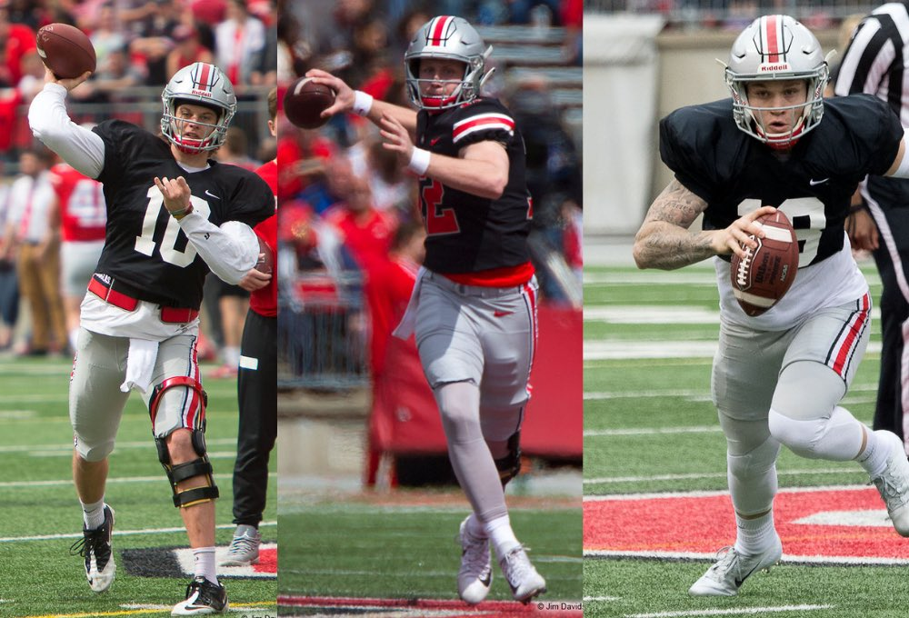 Ohio State Quarterback Recruiting Buckeyes football