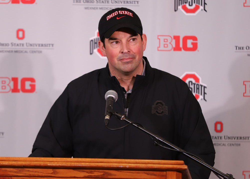 Ohio State football Ryan Day Postgame Press Conference