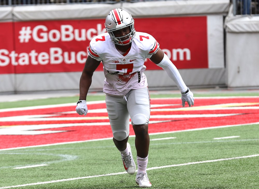 Teradja Mitchell Ohio State Football Buckeyes