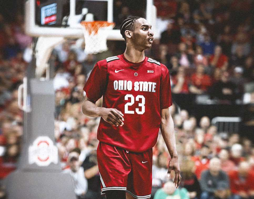 Keon Johnson Ohio State Basketball