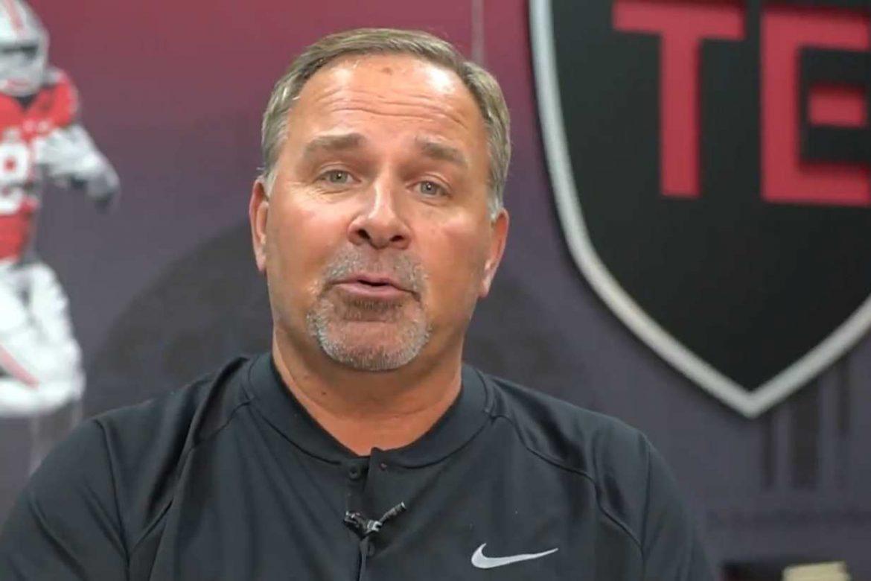 Kevin Wilson Ohio State Buckeyes