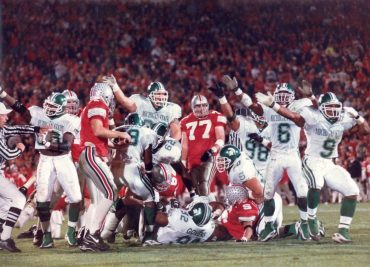 Ohio State Buckeyes Michigan State 1998