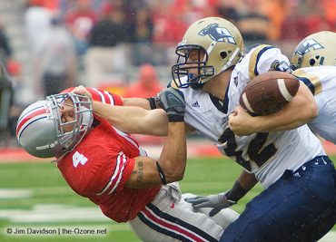 Ohio State Buckeyes football worst games