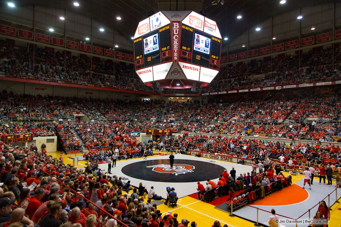 Best Arena Class 2019 Buckeyes' 2019 Wrestling Class Ranked Best in Nation | The Ozone